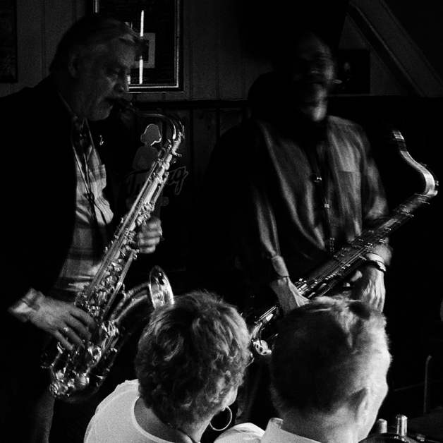 Jazz at Cafe Hvide Lam, Copenhagen Bar, 2012