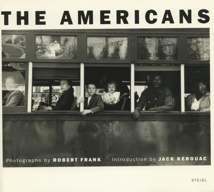 Robert Frank: The Americans. Franks epic photo journey is THE book about America in the 1950's.